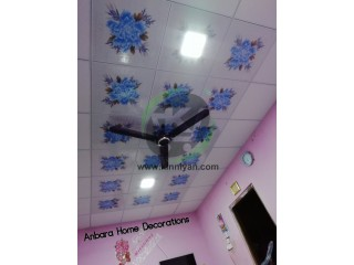 Anbara Home Ceiling Decorations