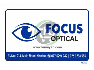 Focus Optical
