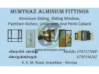 Alminiyum Fittings